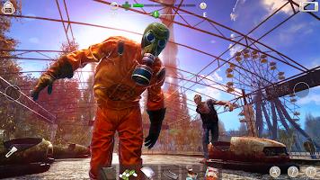 Screenshot 1: Radiation City Free