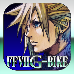 Icon: FINAL FANTASY VII G-BIKE