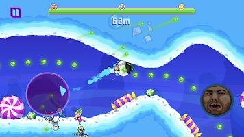 Screenshot 1: H3H3: Ball Rider