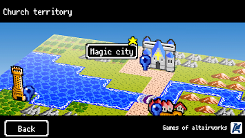 Screenshot 2: スライムの野望