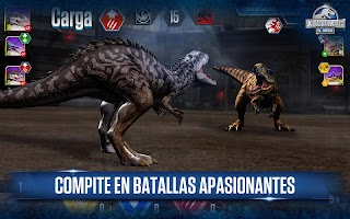 Screenshot 4: Jurassic World™: el juego