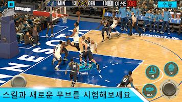 Screenshot 3: NBA 2K 모바일 농구
