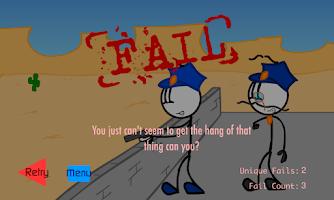 Screenshot 2: 逃離監獄