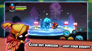 Screenshot 4: 刀鋒:黑暗殺手