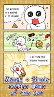 Screenshot 2: WhiteCat's adventure~Pyramid~