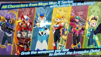 Screenshot 2: MEGA MAN X DiVE