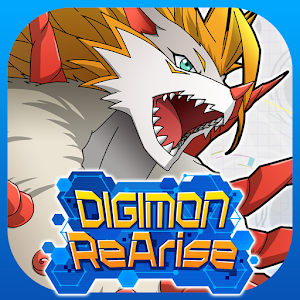 Icon: Digimon ReArise | Global (English,Chinese,Korean)