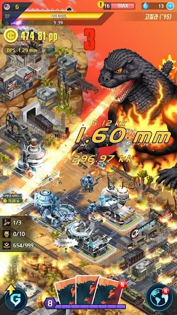 Download] Godzilla Defense Force - QooApp Game Store