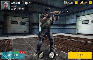 Screenshot 1: 突擊競技場