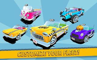 Screenshot 4: Crazy Taxi™ City Rush