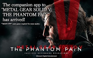Screenshot 1: MGS V: THE PHANTOM PAIN