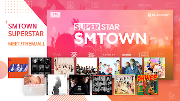 Screenshot 2: 全民天團 (SuperStar SMTOWN)