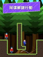 Screenshot 2: Mr Bullet - 間諜益智遊戲