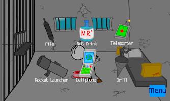 Screenshot 1: 逃離監獄
