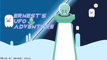 Screenshot 1: Ernest's UFO Adventure