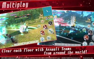 Screenshot 4: Sword Art Online: Integral Factor (Global)