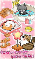 Screenshot 3: 可愛貓房