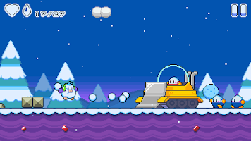 Screenshot 2: Snow Kids: Snow Game Arcade!
