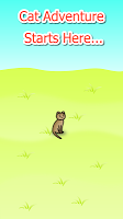 Screenshot 1: Cat Adventure