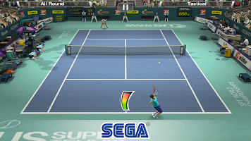 Screenshot 2: Virtua Tennis Challenge