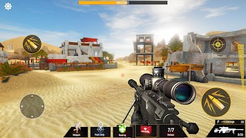 Screenshot 2: Bullet Strike : Battlegrounds