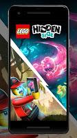 Screenshot 1: LEGO® HIDDEN SIDE™