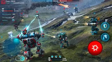 Screenshot 4: 機器人戰爭