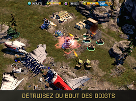 Screenshot 1: War Commander: Rogue Assault