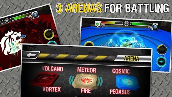 Beyblade apk games