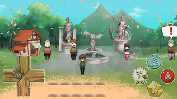 Screenshot 4: 邊境部落