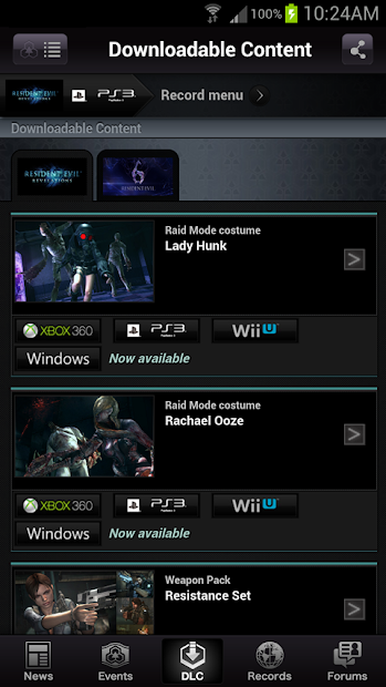 Download] RESIDENT EVIL NET Mobile - QooApp Game Store