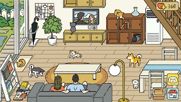 Screenshot 1: かわいい住宅
