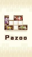 Screenshot 1: Pazoo -パズルゲーム