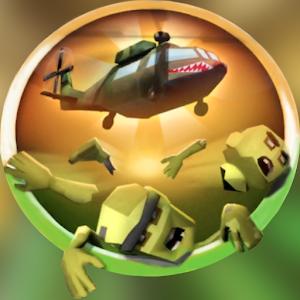 Icon: 殭屍VS戰士