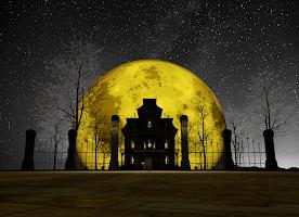 Screenshot 1: 從幽靈洋館逃脫