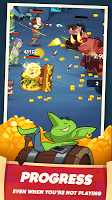 Screenshot 4: Almost a Hero - Idle RPG Clicker