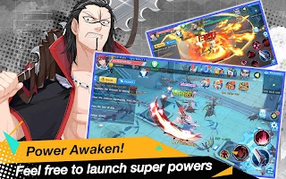 Screenshot 2: Rage Fighters