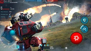 Screenshot 2: 機器人戰爭