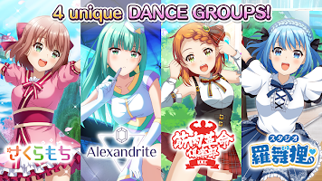 Screenshot 3: Dance Sparkle Girls Tournament