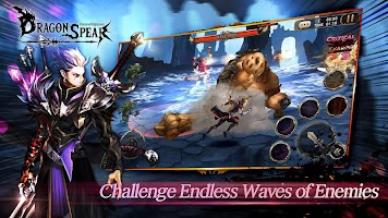 Screenshot 2: Dragon Spear