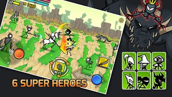 Screenshot 3: Cartoon Wars 2