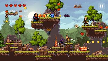 Screenshot 2: Apple Knight: Action Platformer