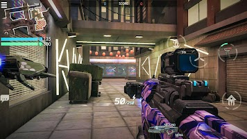 Screenshot 2: 無限行動 :未來的射擊遊戲