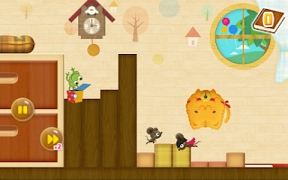 Screenshot 3: 小玉的滾動拼圖