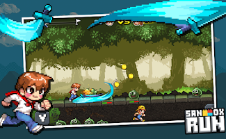 Screenshot 3: Sandbox Run