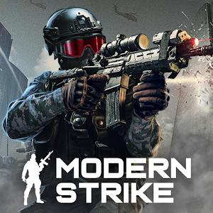 Icon: 모던 스트라이크 온라인: 3D FPS 사격 게임