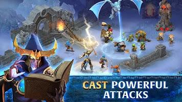 Screenshot 2: Arcane Showdown - Battle Arena