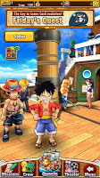 Screenshot 2: ONE PIECE THOUSAND STORM