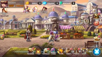 Screenshot 1: Ragnarok Rush