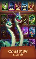 Screenshot 3: Dragons: Titan Uprising
